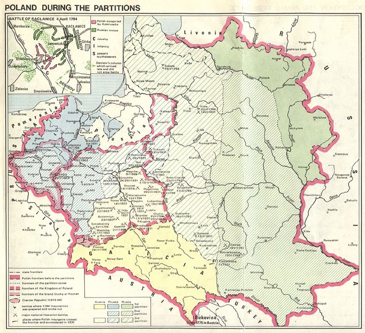 The decisions of the Congress of Vienna (1814-1815),  concerning Polish lands