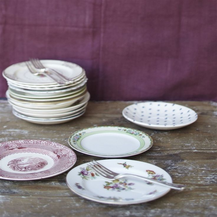 Picture of Not Your Grandma's Vintage China