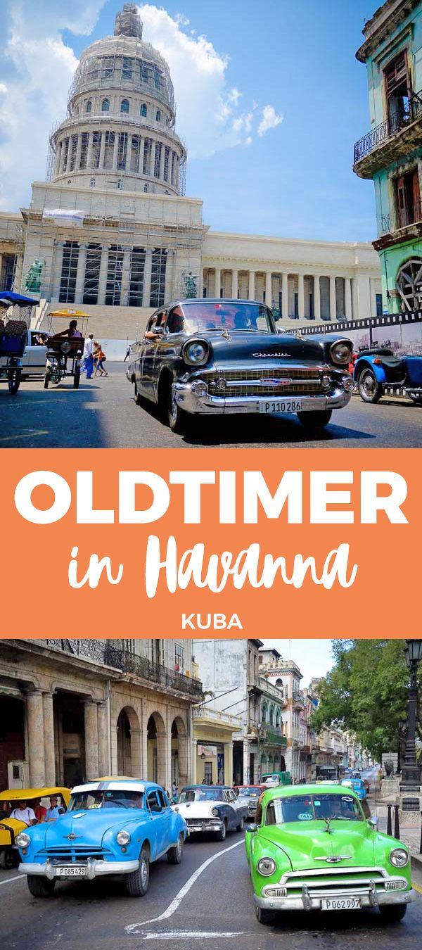 Oldtimer in Havanna (Kuba): Das wohl größte und schönste Automuseum der Welt