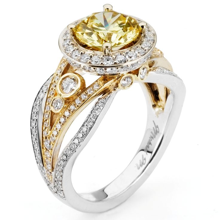 contemporary wedding rings | Think and Act Smart in Choosing Modern Engagement Rings