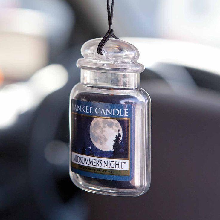Yankee Candle – luxusní visačka Midsummers Night