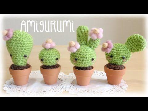 Crochet Cactus Patterns Best Ideas Video Instructions