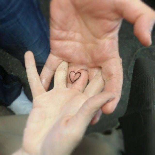 linked heart <3