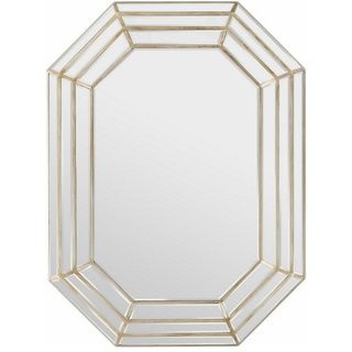 Shop for Darius MDF Framed Large Size Octagon Wall Mirror. Get free shipping at Overstock.com - Your Online Home Decor Outlet Store! Get 5% in rewards with Club O!