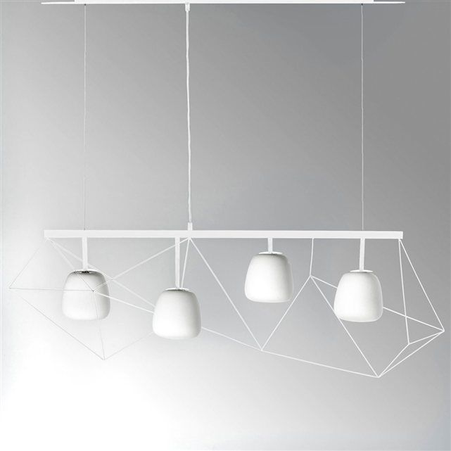 Suspension spiro design e gallina angles design et globes - Emmanuel gallina ampm ...