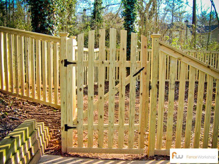 best 25 wood picket fence ideas on pinterest picket fences wooden fence and wood fence