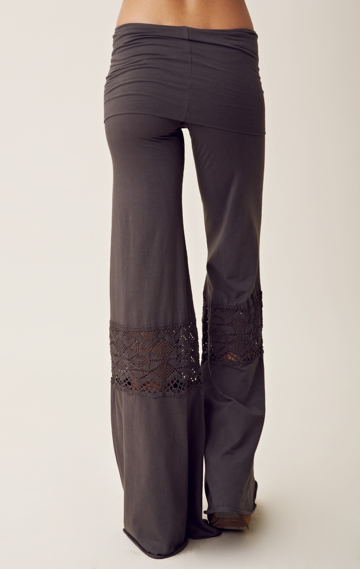 Nightcap Foldover Beach Pant