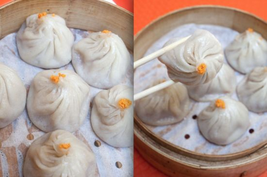 Shanghai Dumpling House in Fei Long Market 6301 8th Avenue, between 62nd and 63rd Streets