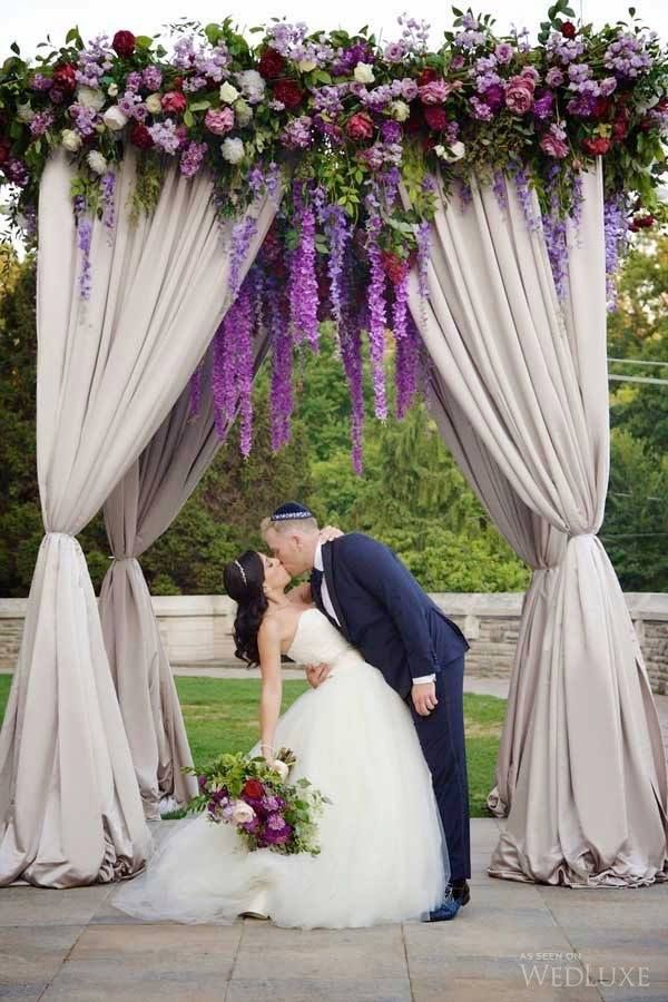 Lavender Wedding Decor Ideas Are Very Exquisite And Beautiful Subtle Shades Look Great In The Hall Decoration Table Setting
