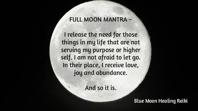 Full Moon Mantra #CroweFeatherWitchDownunder