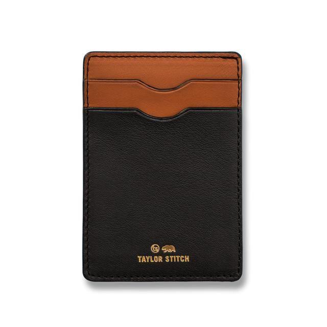 The Minimalist Wallet in Black
