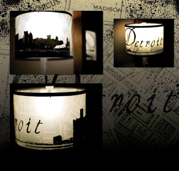 8 Cool DIY Lampshade Designs