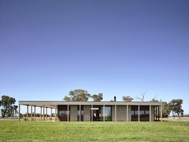 Rob Kennon Architects | Goulburn Valley House