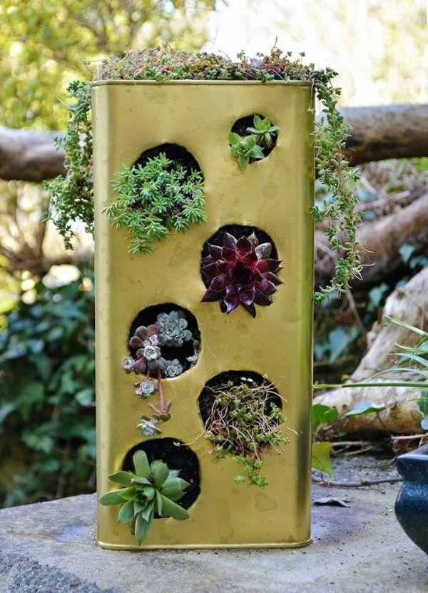 29++ Astuce deco jardin recup inspirations