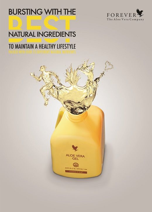 Experience all the benefits of our Aloe Vera Gel!