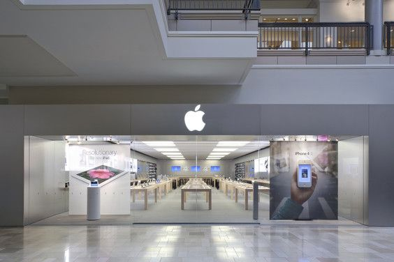 Apple Store - Valley Fair