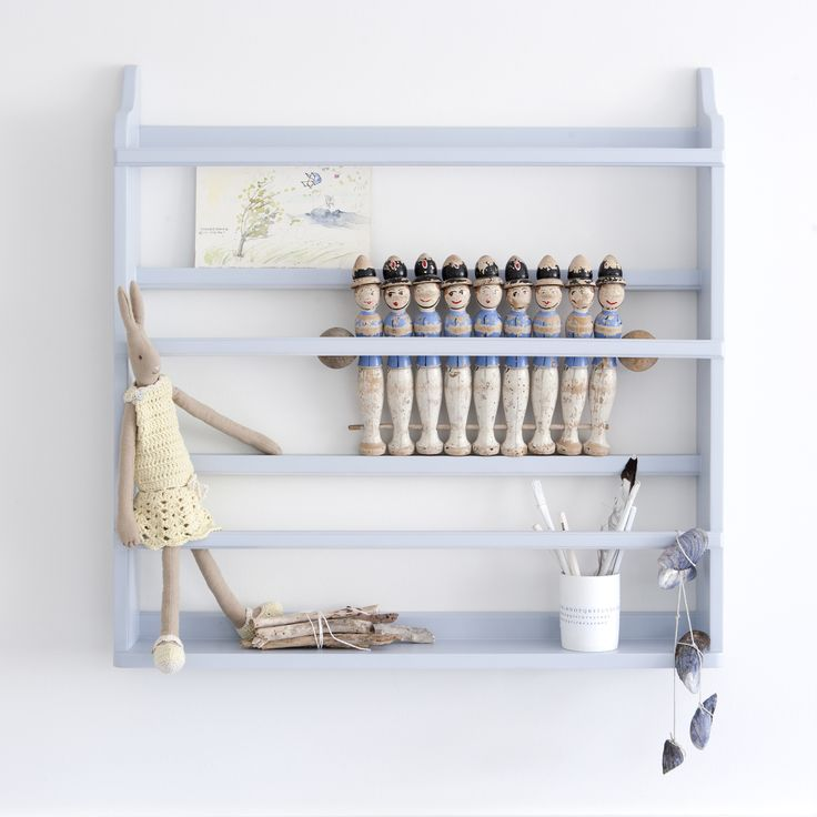 Plate rack, grey - Oliver Furniture Denmark.   www.oliverfurniture.com