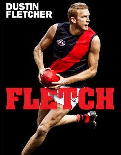 Dustin Fletcher autobiography launch - essendonfc.com.au