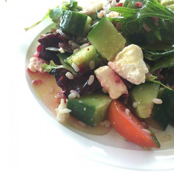 Three Simple Salad Dressings - Lisa Corduff in the Kitchen