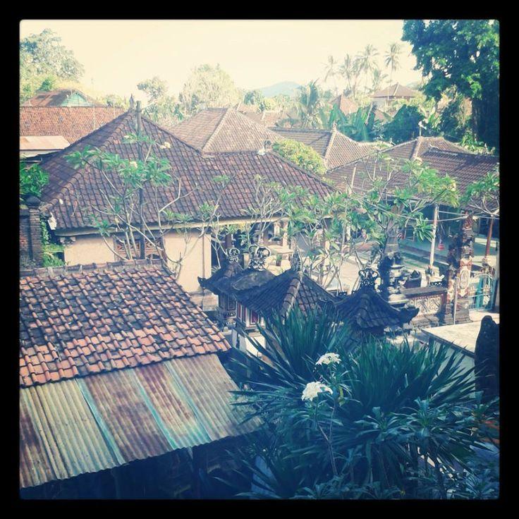 Suburbs in Java - Yogyakarta, Indonesia