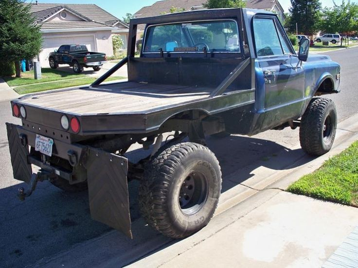 72 Chevy Flatbed Pirate4x4 Com 4x4 And Off Road Forum