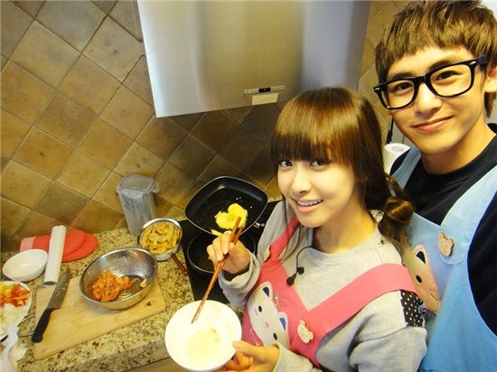 cooking time for khuntoria couple!!