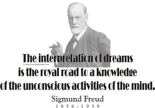 Freud Quotes On Dreams. QuotesGram