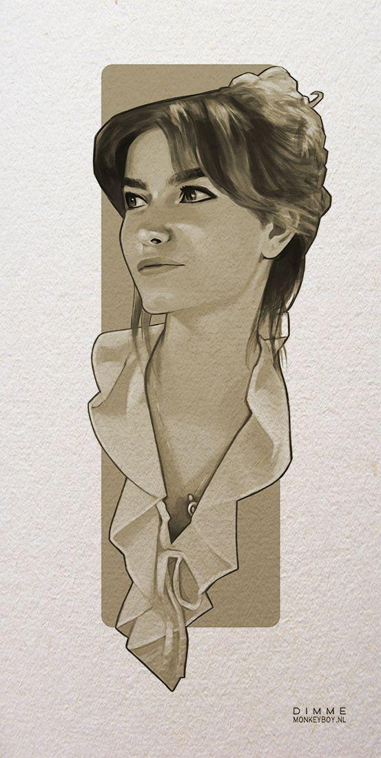 #Portrait by Dimme Monkeyboy
