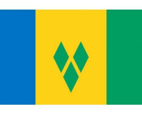 St. Vincent & Grenadines Flag
