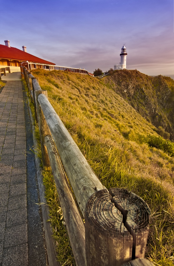 Cape Byron Lighthouse by Eeman Saleem, via 500px