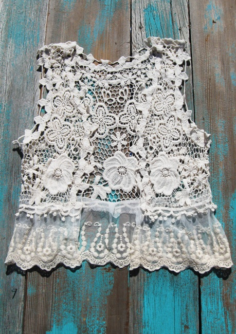 Western Lace Vest | Elusive Cowgirl - Western Wear, Cowgirl Clothing, Cowgirl Sunglasses