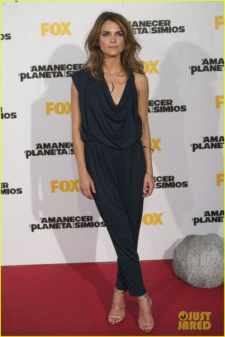 Keri Russell on 'Dawn of the Planet of the Apes': 'I've Never Been Involved in Anything of this Magnitude' | keri russell on dawn of the pla...