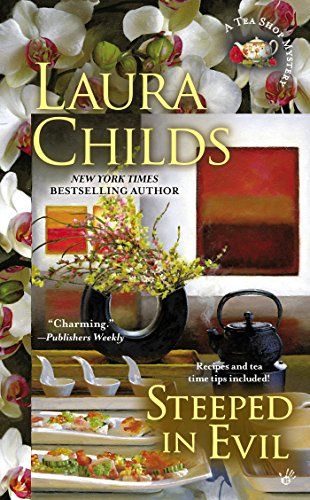 March 3, Steeped in Evil (A Tea Shop Mystery) by Laura Childs http://www.amazon.com/dp/0425252647/ref=cm_sw_r_pi_dp_4V46ub01PGQ9H