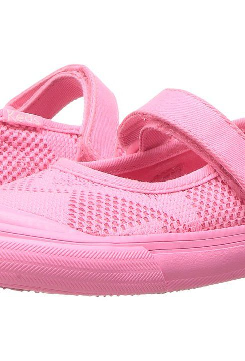 Keds Kids Double Up MJ (Toddler/Little Kid) (Pink) Girl's Shoes - Keds Kids, Double Up MJ (Toddler/Little Kid), KT56925, Footwear Closed General, Closed Footwear, Closed Footwear, Footwear, Shoes, Gift, - Fashion Ideas To Inspire