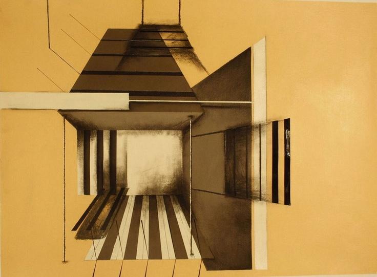 My artwork! Untitled #1. Jamie Earnest. 2012