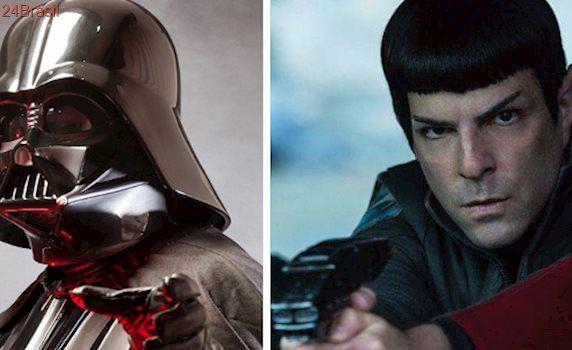 Direto de Hollywood: Star Wars x Star Trek: A treta de fãs que acabou na polícia