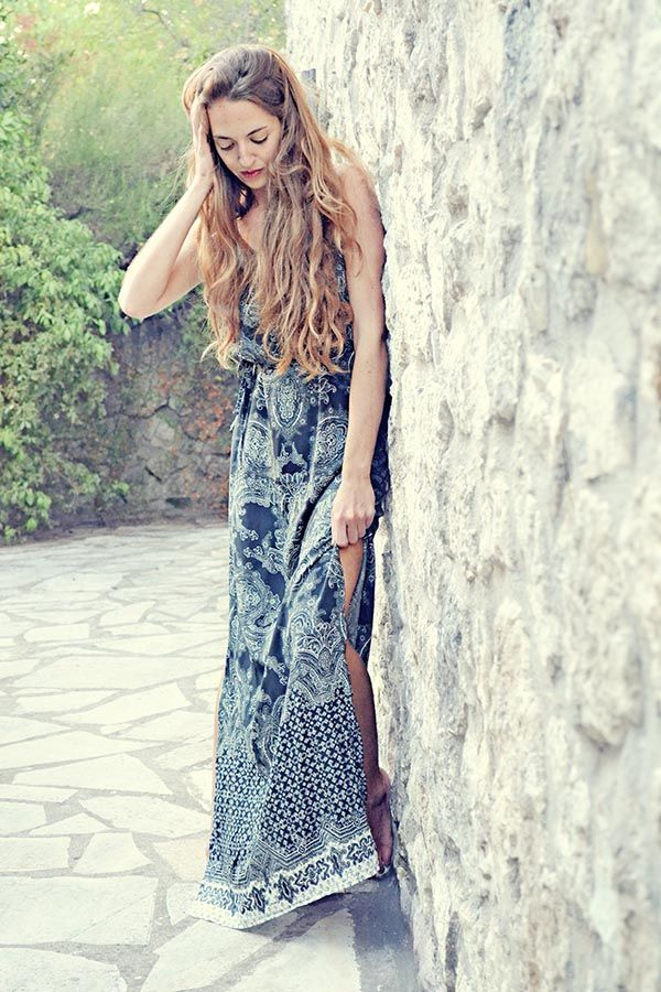 Summer Elegance -maxi dress- Badila SS15 SHOP > badila.gr