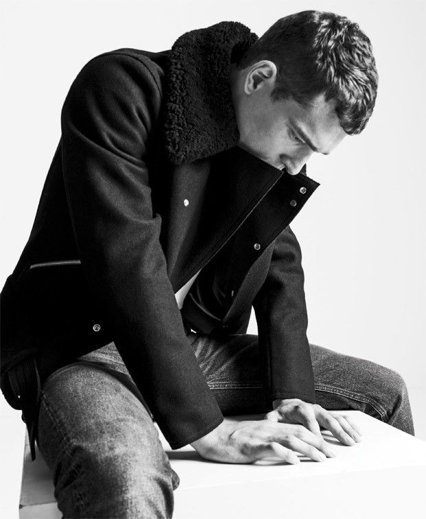 Alexandre Cunha for Essential Homme by Zeb Daemen