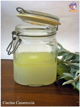 Bianco speciale per verdure o legumi per sbiancare le verdure ricche di ferro