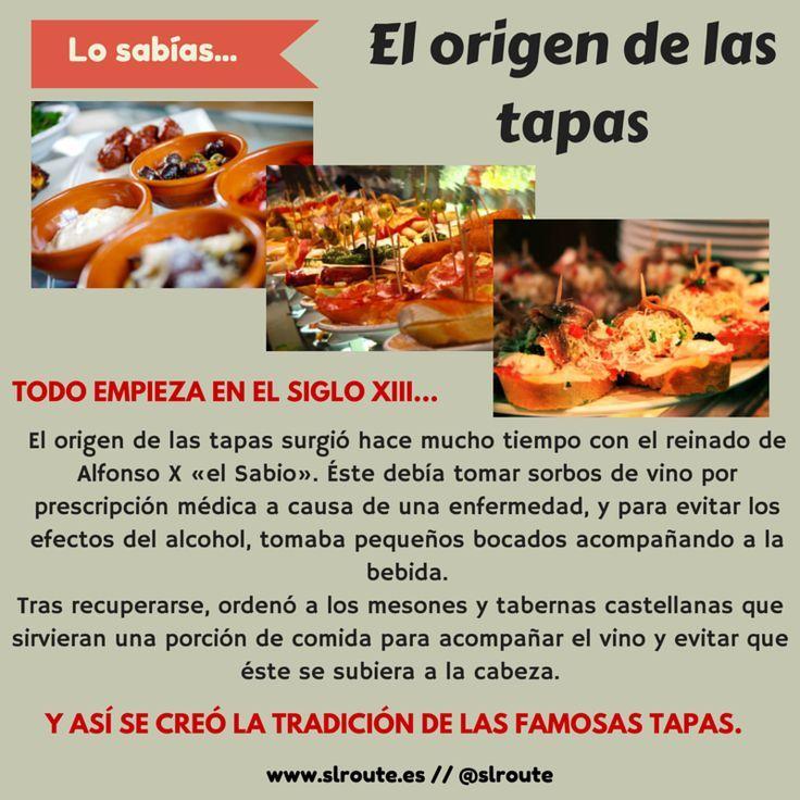 276 best tema comida images on pinterest spanish classroom origin of tapas forumfinder Gallery