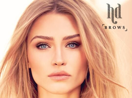 HD Brows Treatment at Aqua Beauty Stillorgan - Aquabeauty