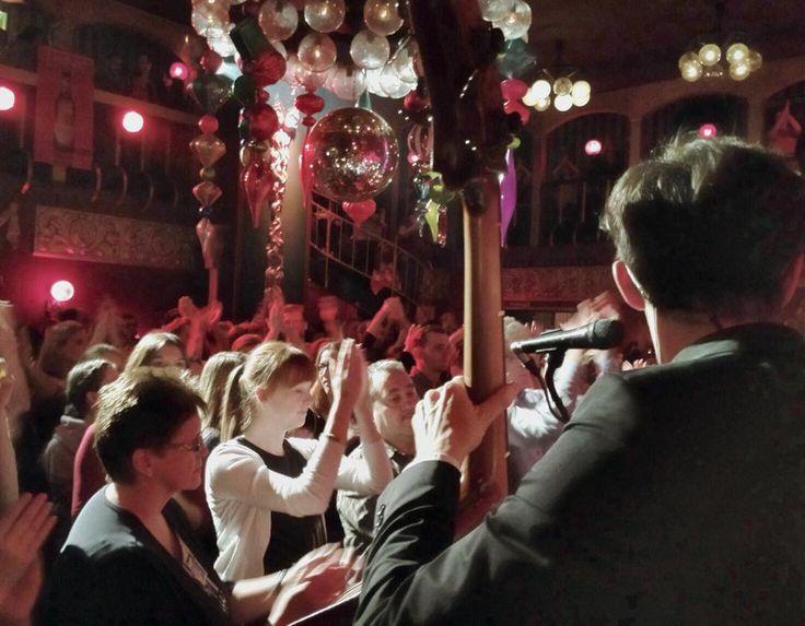 Danke wunderbares Ballhaus Berlin! #600kmfott by kasallamusik #haxenhaus #people #food