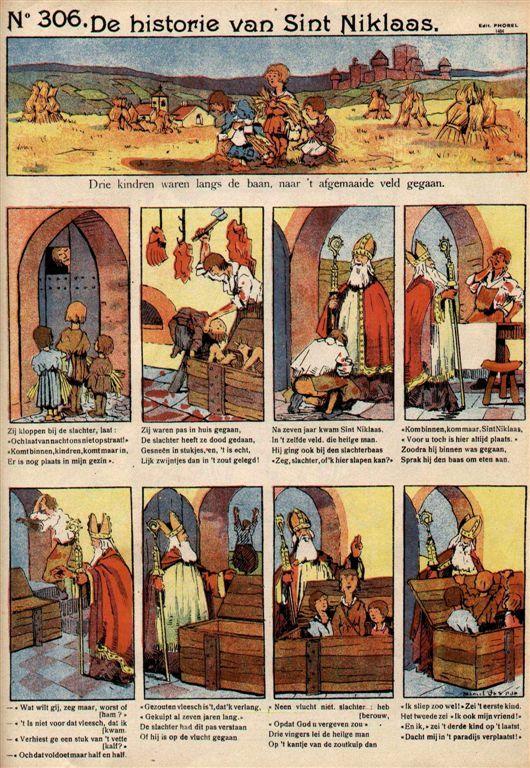 De Historie van Sint Niklaas