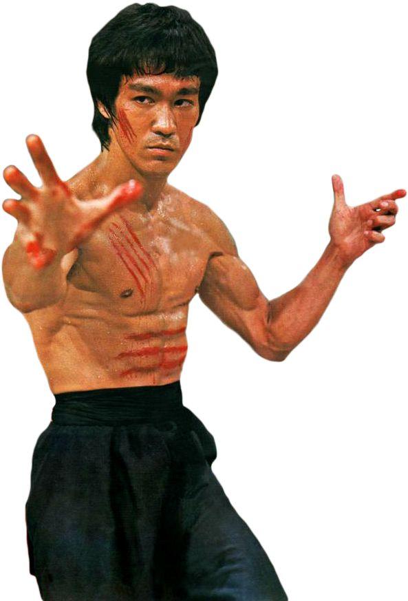 Bruce Lee Liegestütze