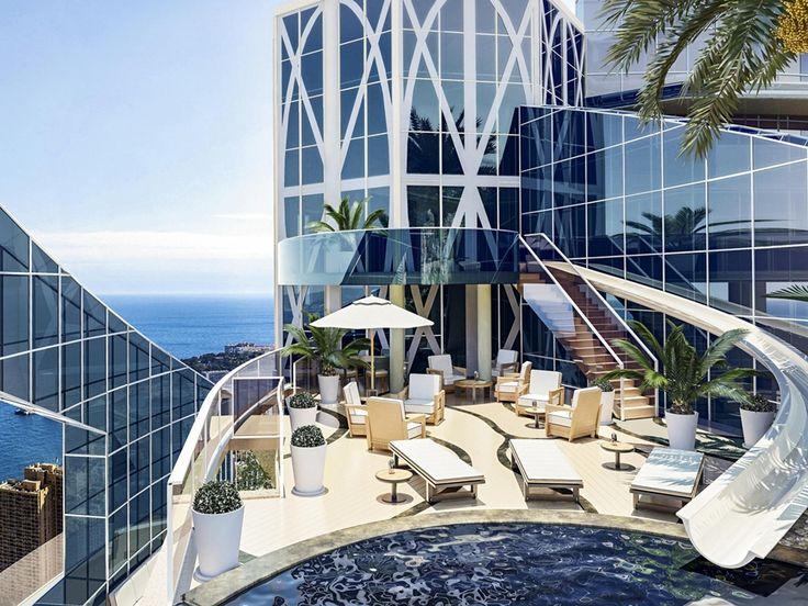 Najdroższy apartament na świecie. //World's most expensive penthouse.//