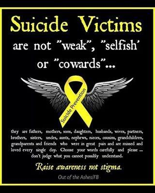 Suicide Awareness Board Pinterest Depression Mental Health Best Anti Suicide Quotes