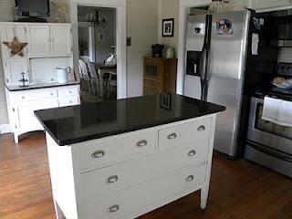 Kitchen Island Made From A Dresser 123 best diy dresser restoration & kitchen island images on