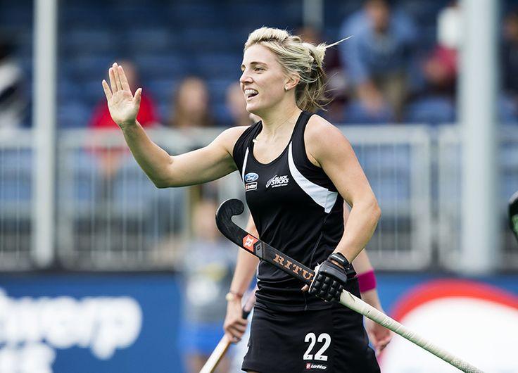 Gemma Flynn- New Zealand International Hockey Player- Ritual Hockey Photo: FIH
