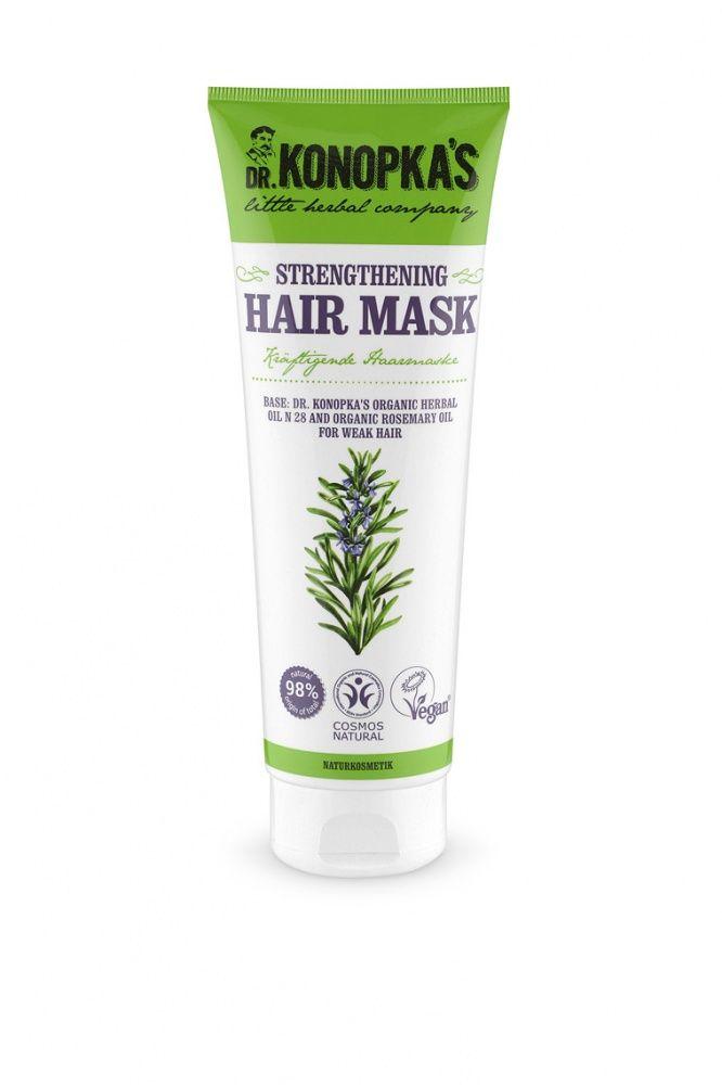 Dr.Konopka´s Μάσκα ενδυνάμωσης για αδύναμα μαλλία, 200ml