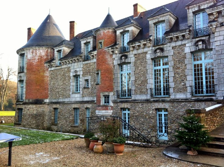 Chateauform ronqueux places we 39 ve visited and loved - Chateauform tremblay ...